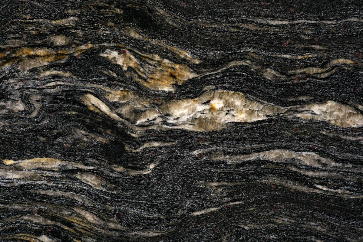"Grilltisch Granit ""Cosmic Black"""